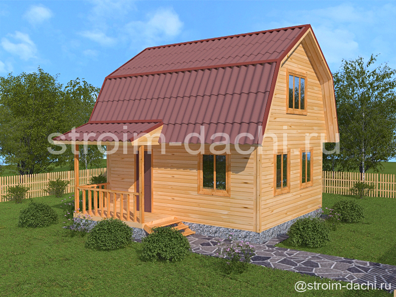 Строительство домов в Оренбурге - ДомОренСтрой